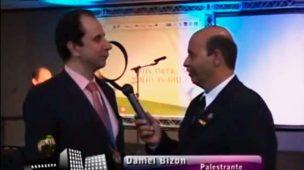 Daniel Bizon é entrevistado no Programa Show Vip