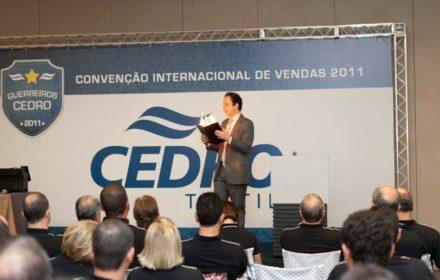 CONVENÇÃO DE VENDAS COM DANIEL BIZON