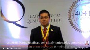 Representante da Universidade de Campeche fala sobre Daniel Bizon