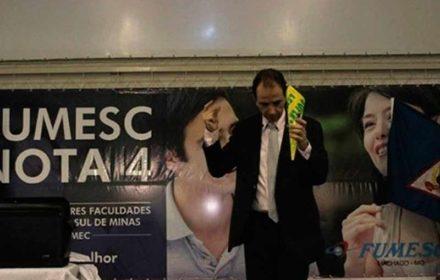 PALESTRA JORNADA ACADÊMICA FUMESC