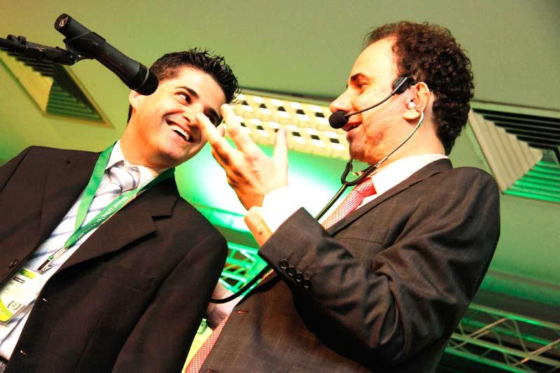 Palestra de vendas com Daniel Bizon