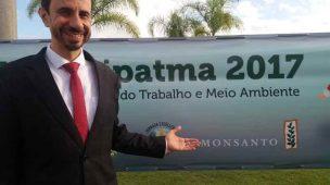 Palestrante motivacional Daniel Bizon foi atração na Sipatma Monsanto