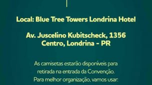 Daniel Bizon será o palestrante motivacional da Convenção Comercial Superbac Londrina