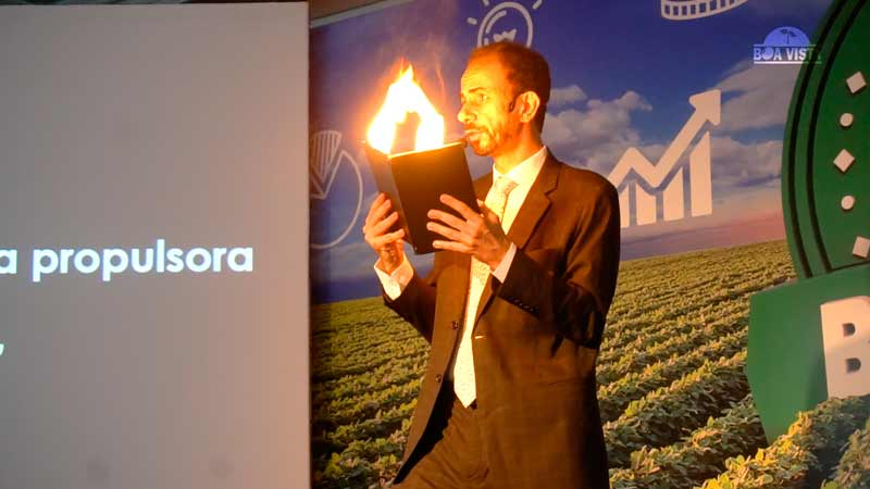 Daniel Bizon apresenta a palestra Liderança Vencedora