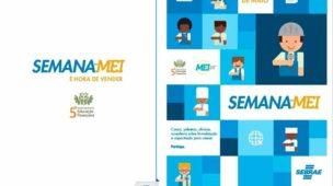 Folder de apresentação das palestras de Daniel Bizon em Rondônia